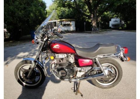1982 Honda CM450A