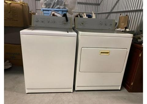 Kenmore Washer  & Electric Dryer